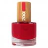 Nail Polish 650 Carmine Red