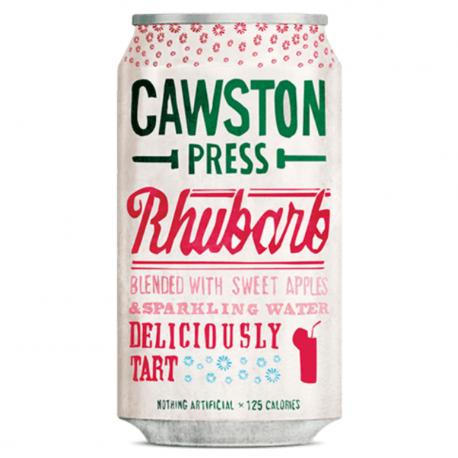 Cawston Press - Rabarber - 33cl