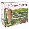 Crackers Met Groene Linzenlogisch Bio 150g