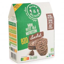 Chocolade Ontbijtkoekjes Bio