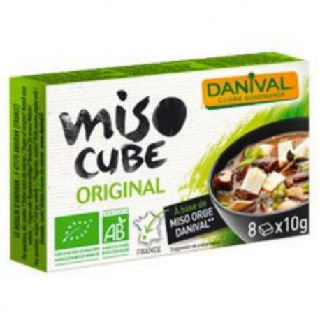 Danival - Miso Cube 8 x 10g