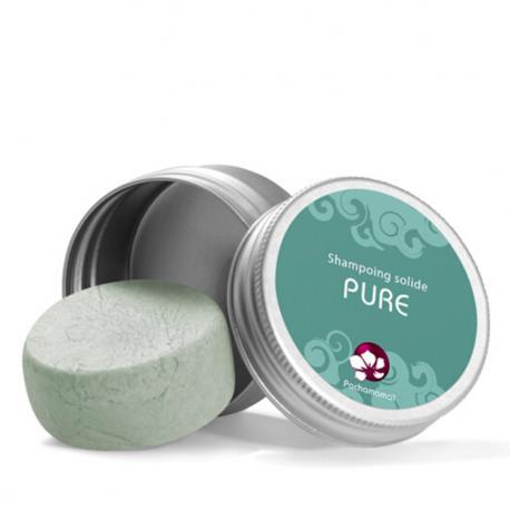 Pachamamaï - Harde Shampoo Pure Reisformaat 25g