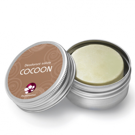 Pachamamaï - Déodorant Solide Cocoon 27g