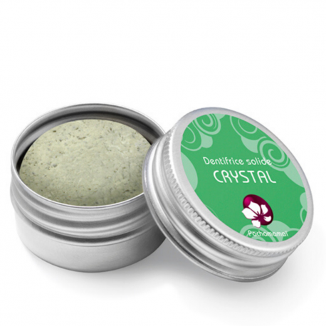 Pachamamaï - Solid Toothpaste Crystal 20ml