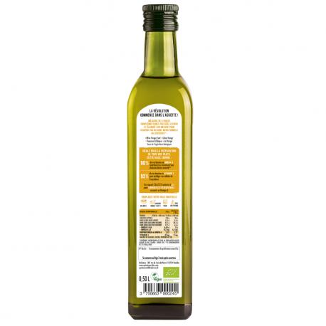 Quintesens - Mélange 4 huiles pour Fit-Actifs 500ml (bio)