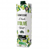 Huile D'Olive En Eco-Emballage Tetrapack Bio