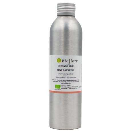 Bioflore - Hydrolat de lavande fine Bio 200ml