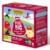 Poki Compote Pomme & Fruits Rouges Enfants Bio