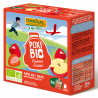 Poki Compote Pomme & Fraise Enfants Bio