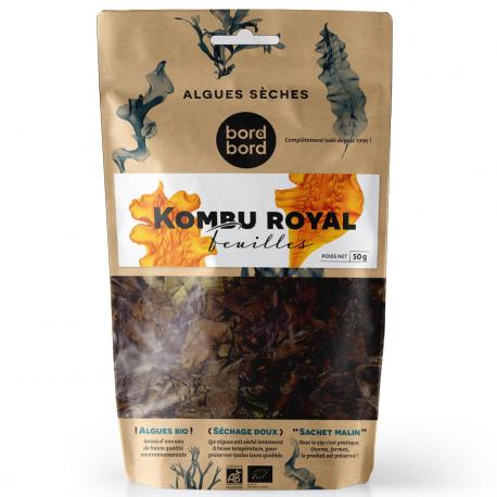 Royal Kombu Leaves Organic 50g