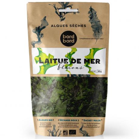 Bord-à-Bord - Sea Lettuce Flakes Organic 50g