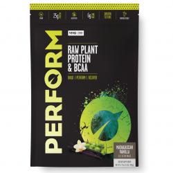 Raw Plant Protein & BCAA Vanilla