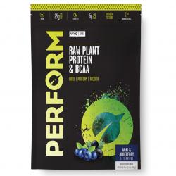 Protéines Végétales & BCAA Açai Myrtille