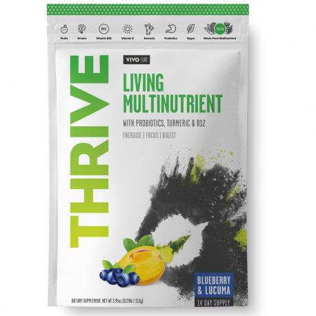 Vivo Life - THRIVE Blueberry Lucuma 112g