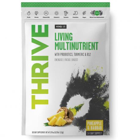 Vivo Life - THRIVE Pineapple & Baobab 112g
