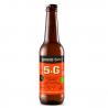 Belgian Beer 5.G Guarana Ginger Organic
