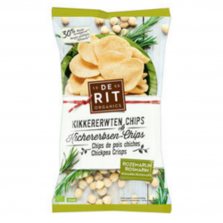 Chips De Pois Chiches au Romarin Bio