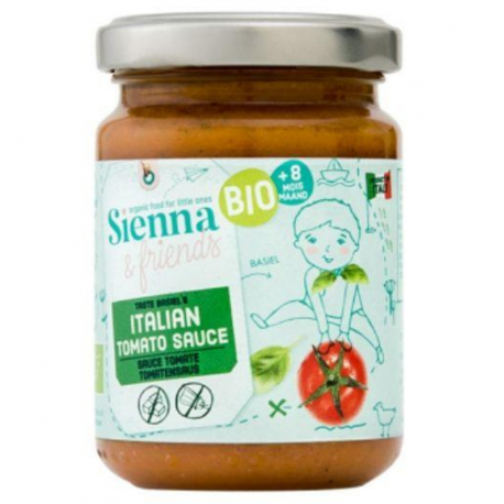 Italian Tomato Sauce Organic 130g