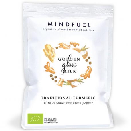 Mindfuel - Traditionele Indiaanse Gouden Melk met Kurkuma 14g