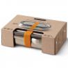 Roestvrijstalen Lunchbox Oranje