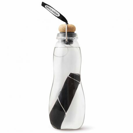Black + Blum Bouteille d'eau good noire