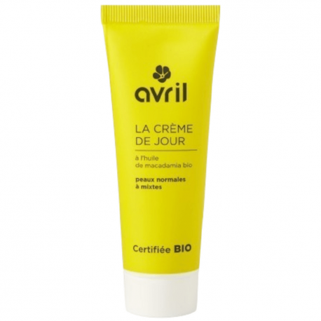 Avril - Dagcreme Normale en gemengde huid 50ml Bio