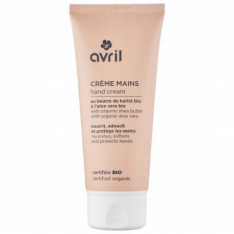 Avril - crème pour les mains aux baies polaires 100ml Bio