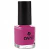 Purple Nail Polish N°568 Organic