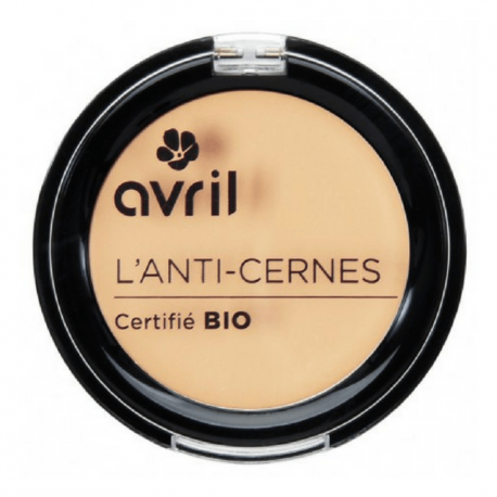 Avril - Anti-cernes porcelaine certifié Bio