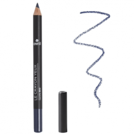 Avril - Crayon yeux bleu nuit Bio