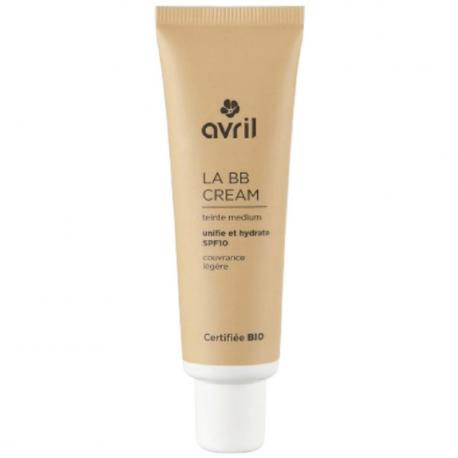 Avril - BB Cream Medium 30ml Organic