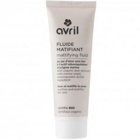 Avril - Dagcreme droge en gevoelige huid 50ml Bio