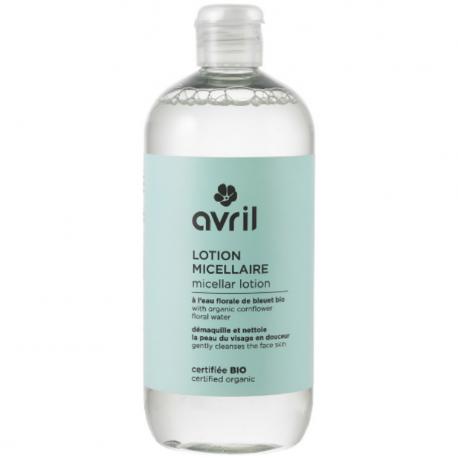 Avril - Micellar Lotion 500ml Organic