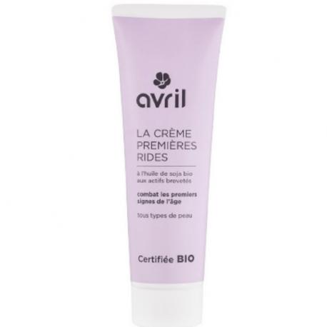 Avril - crème eerste rimpels 50ml Bio