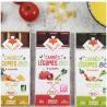 Carré de Légumes à Cuisiner Tomates Thym Bio 75g