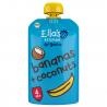 Lot Gourdes Banane Coco + 4 mois Bio