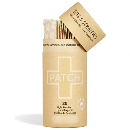 Pleister Patch Bamboo Natuur 52g