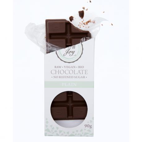 Chocolat Cru Nature Bio 90g