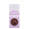 Roze Framboos Ruwe Chocolade Bio