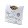 Cookie Vanille Chocolat Bio