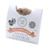 Cookie Gezouten Karamel Pecan Bio