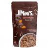Granola Insectenmeel & Zwarte Chocolade