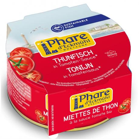 Tonijn in tomatensaus 160g,Tonijn