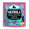 Quinoa Petits Pois Carottes Lait de Coco Bio