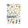 Calendrier Fruits & Légumes de Saison