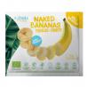 Naked Gevriesdroogde Bananen Biologisch Bio