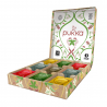 Selection box Vitality 45 teabags Organic