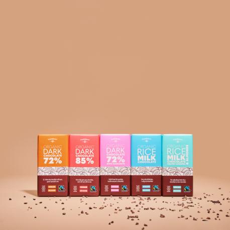 Pack Découverte Nos Chocolats