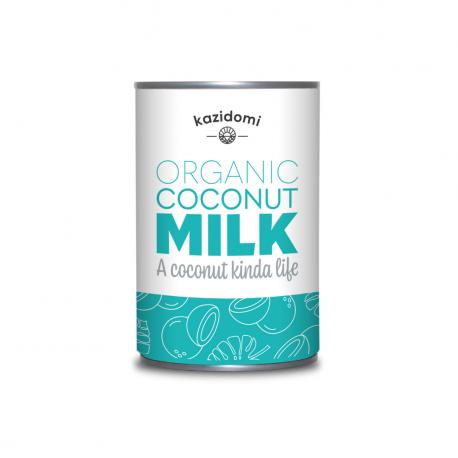 Kazidomi - Organic Coconut Milk 400ml