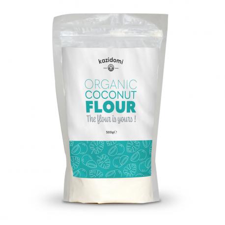 Kazidomi - Organic Coconut Flour 500g
